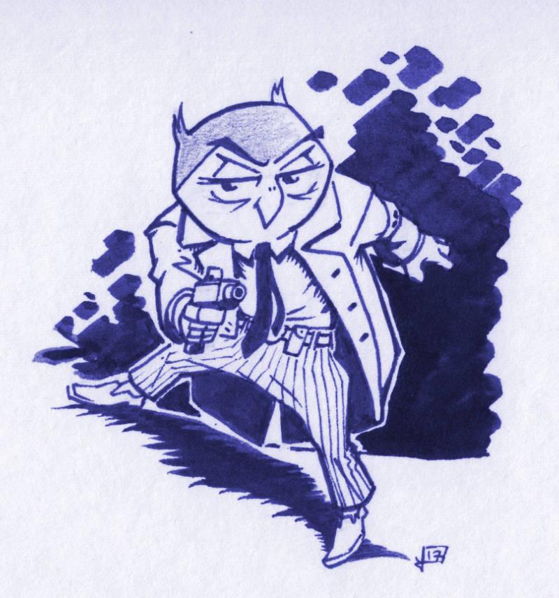 Olaf Owlbearssen